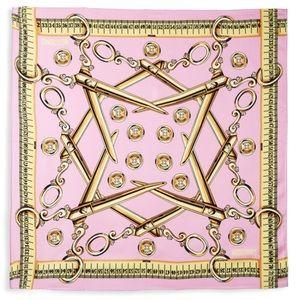 💕 Moschino 100% silk scarf 💕